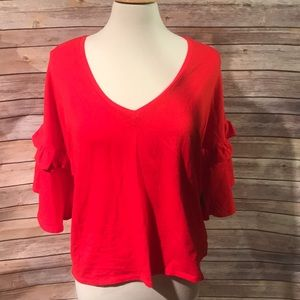 Eloquii Red Top